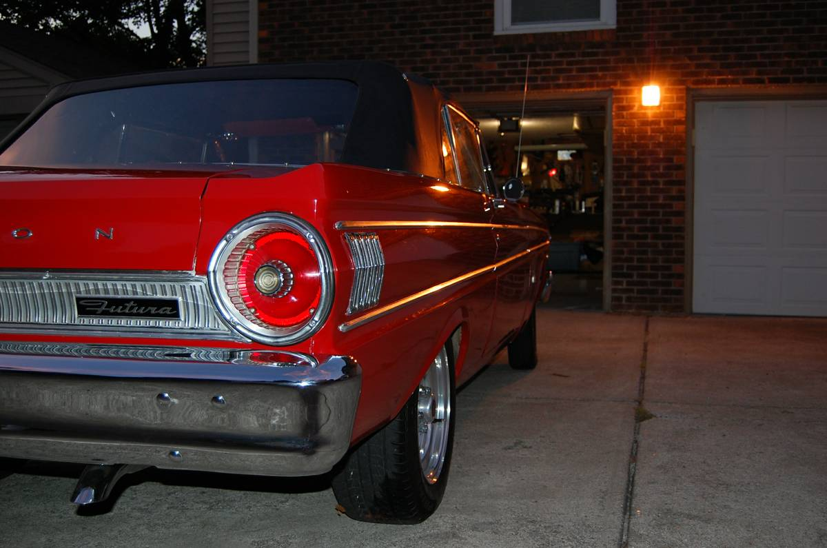 Garage Heater Craigslist 1964 Ford Falcon 2dr 260 V8 Automatic For Sale In
