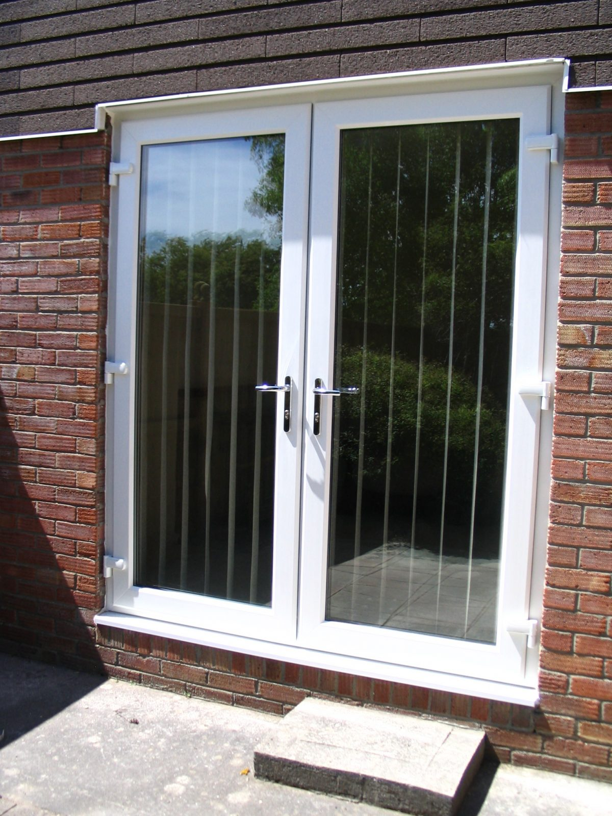 French Patio Doors Double Glazed Patio Doors French Sliding Or Bi Folding