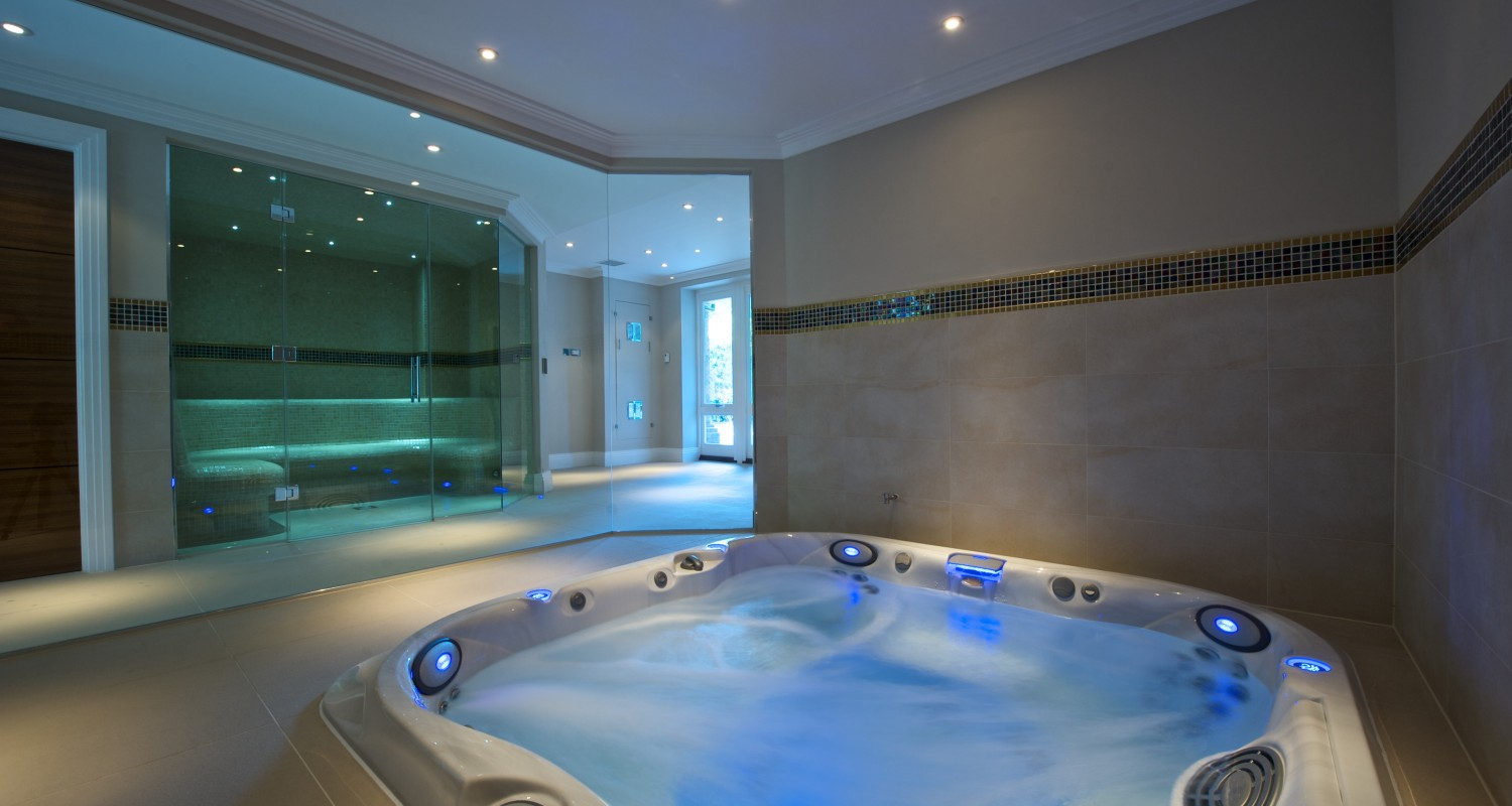 Jacuzzi Pool De Jacuzzi Hot Tub Installation Company Falcon Pools Surrey