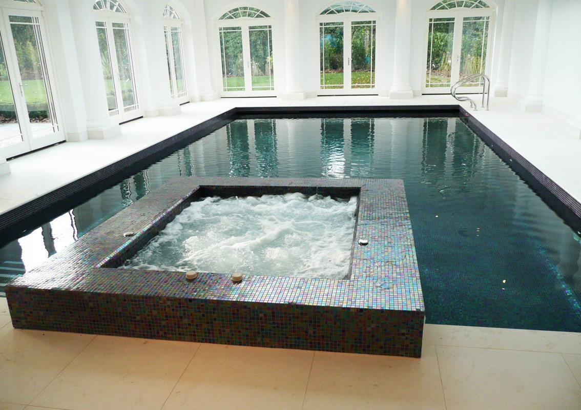 Jacuzzi Pool Bilder Indoor Swimming Pool Design And Construction Falcon Pools