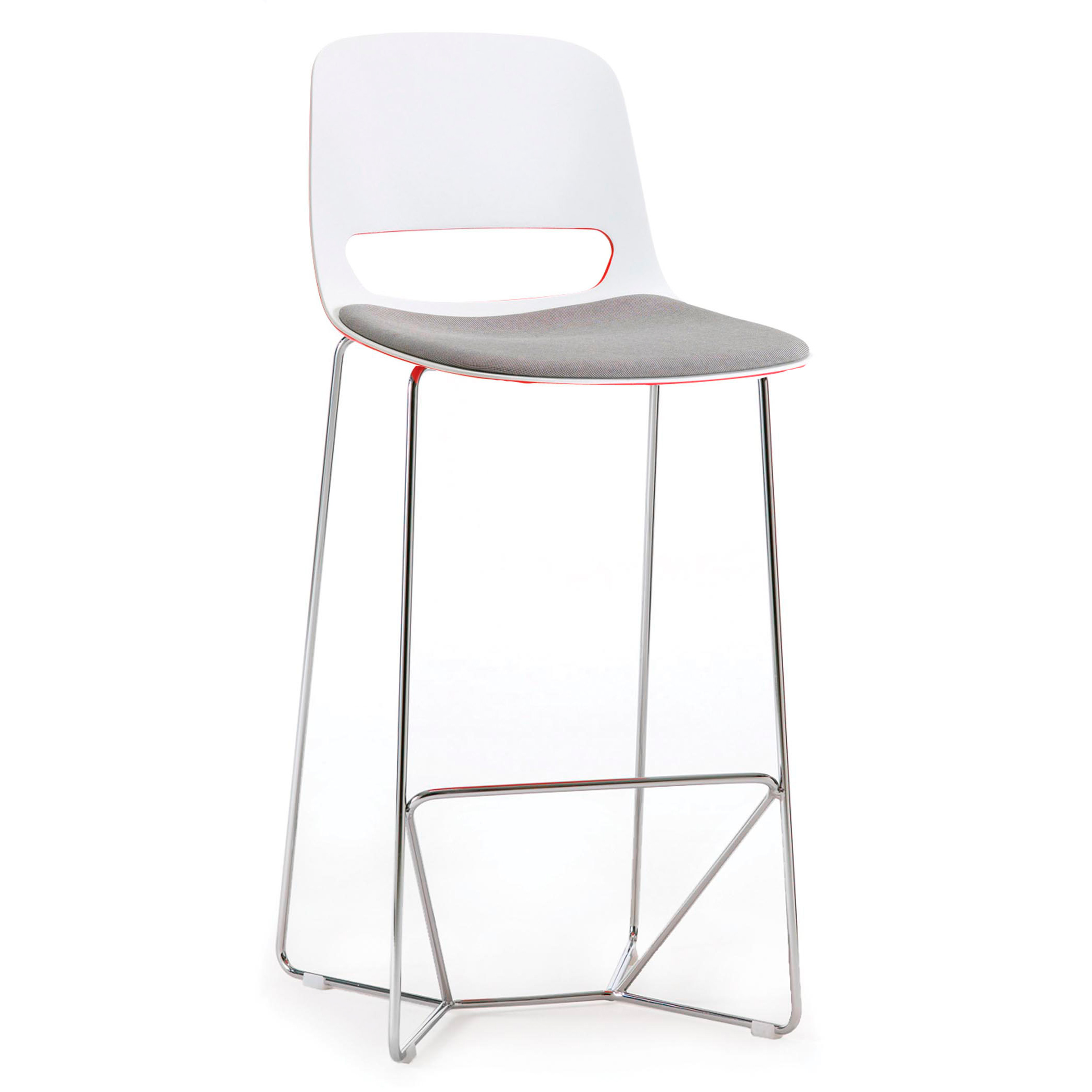 Eames Chair Bim Gt713 Lucky Non Swivel Barstool
