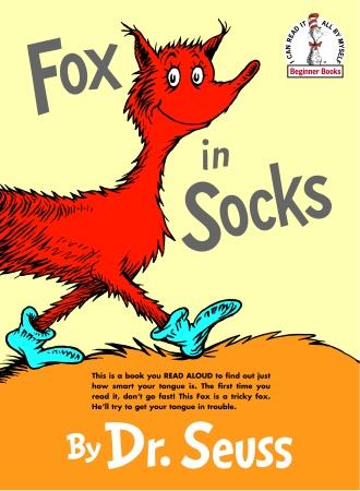 Fox in Socks \u2013 The Falcon\u0027s Flyer