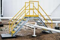 Fall Protection For Pipe Racks | Fall-Arrest.com