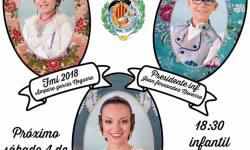 PROCLAMACIÓN 2018 FALLA DOMINGO OROZCO