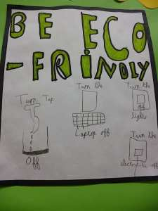 Eco-Warrior Posters