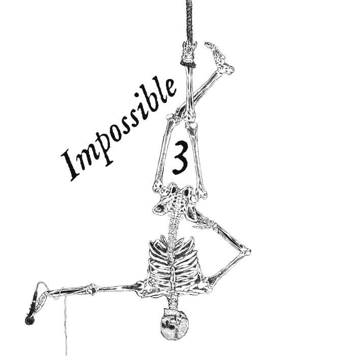 Impossible 3 T-Shirt Design