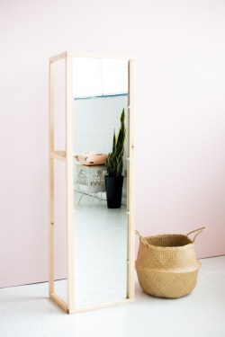 Small Of Free Standing Mirror