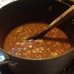 Saturday soup