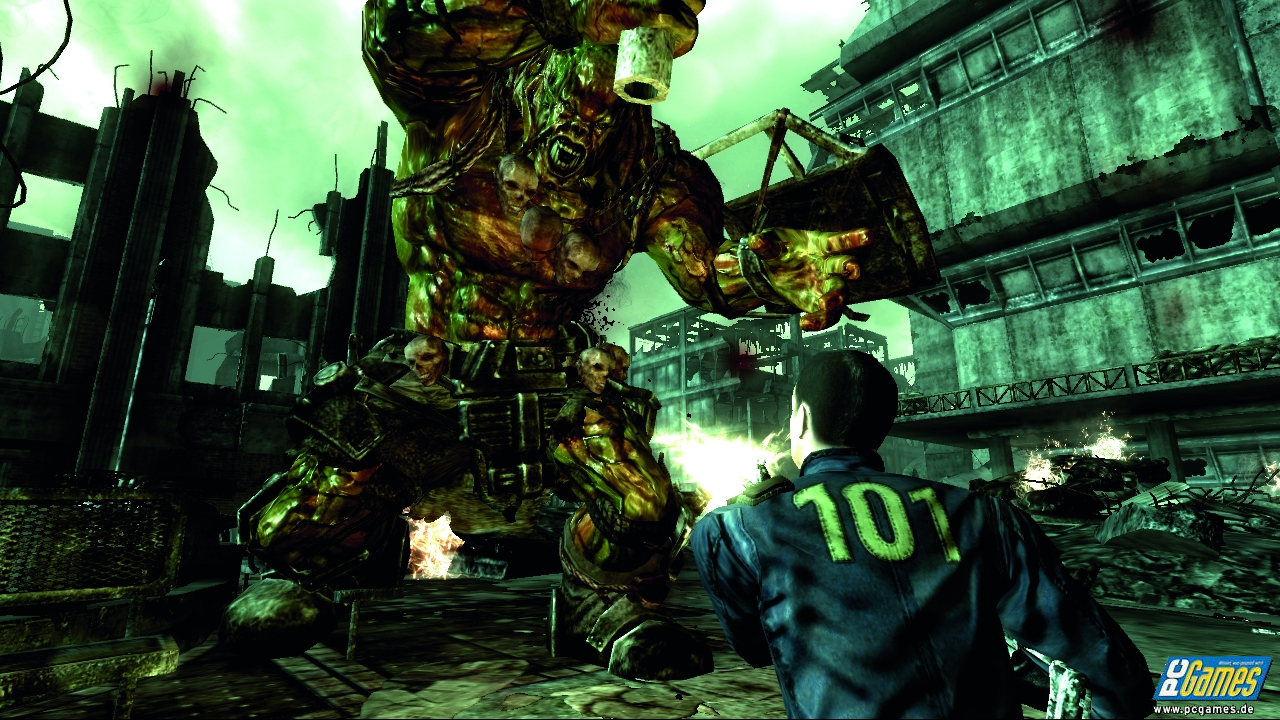 Batman Why Do We Fall Wallpaper Special Fallout 3 A Post Nuclear Blog Page 2