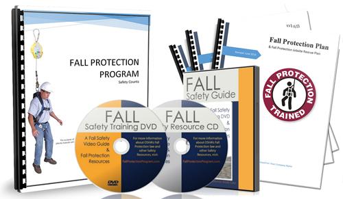 OSHA Fall Protection Program  Fall Protection Training + FREE - fall protection plan template