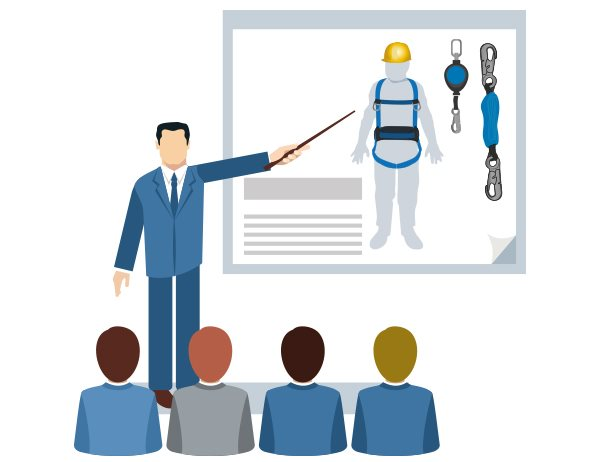 The top 5 fall protection (OSHA) violations in 2017 XSPlatforms - fall protection plan template