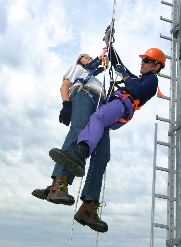Template how to setup a Fall Protection Rescue Plan XSPlatforms - fall protection plan template
