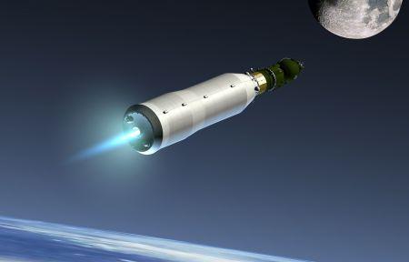 Zenit Rocket Explosion