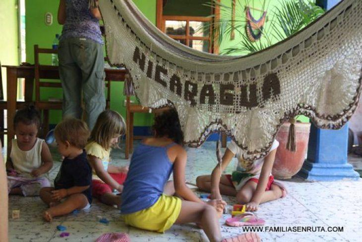 No es un kinder es Nicaragua con niños