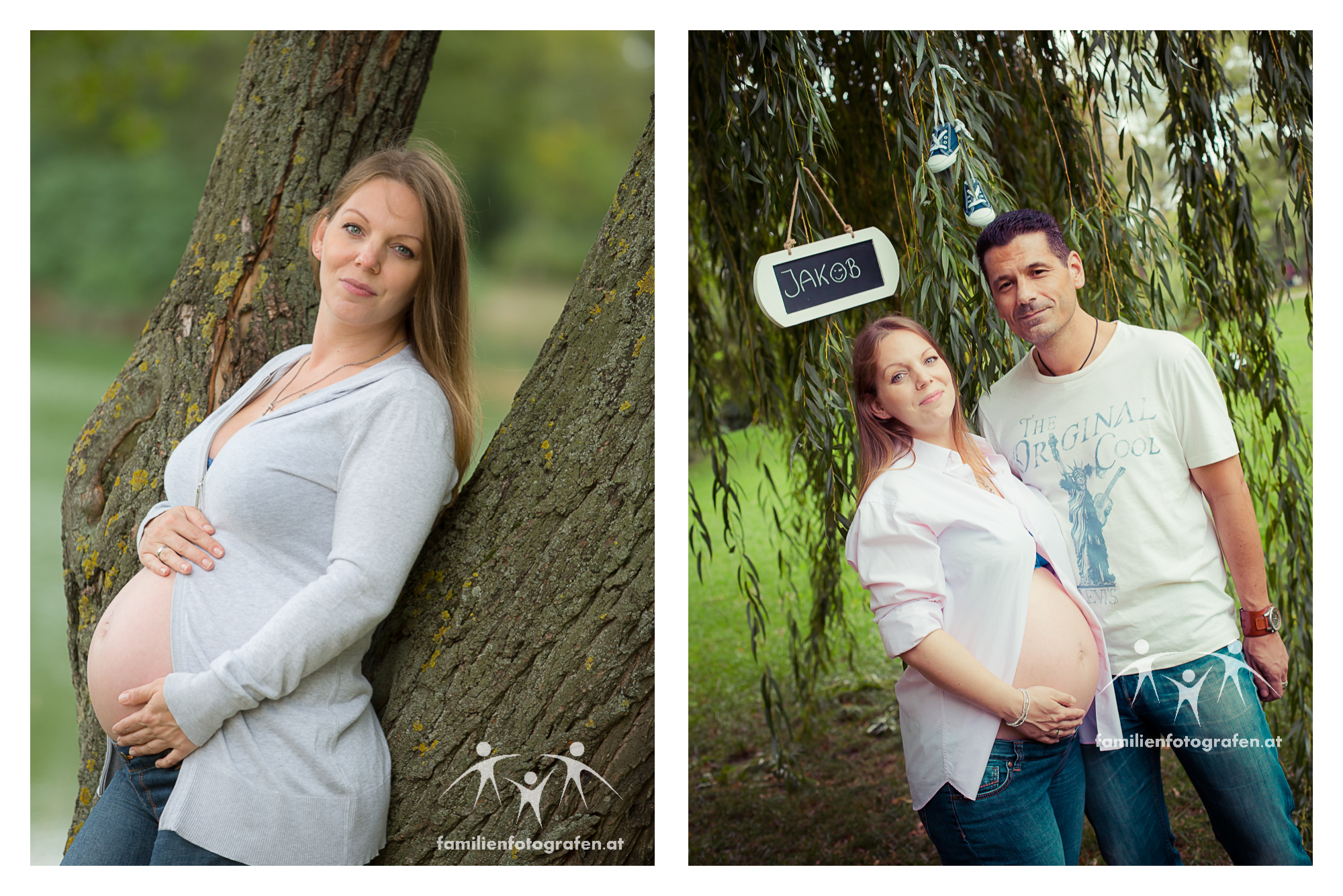 Babybauch Fotos Wien Outdoor Babybauchfotos In Korneuburg Familienfotos In Wien
