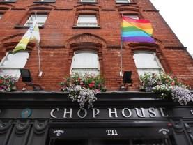 Dublin - Feen, Sagen, Guinness  - Im Temple Bar Distrikt