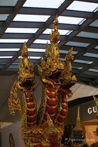 Am Flughafen Bangkok