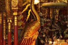 Im taoistischen Tempel in Hanoi