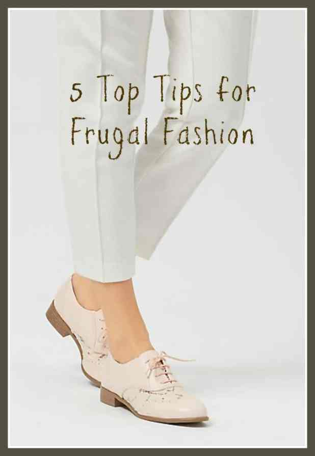 Great ideas for frugal fashion. here is how to look good on a budget