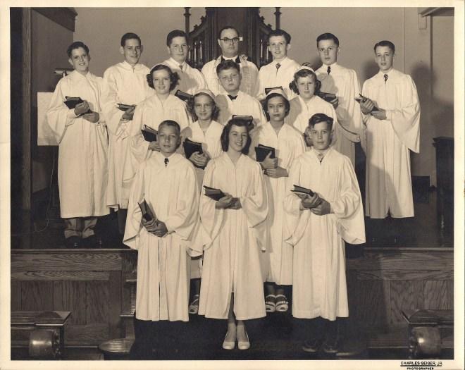 Robert Wilkinson Choir
