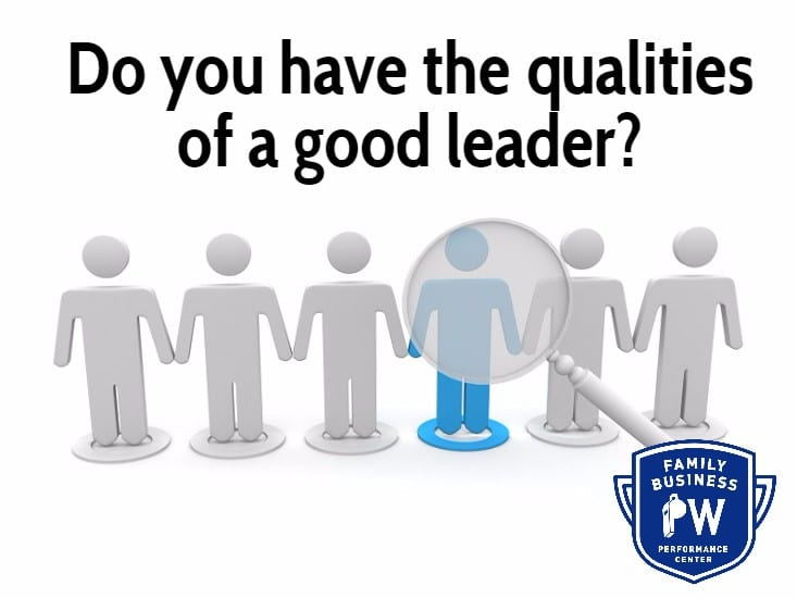 Qualities of a Good Leader?