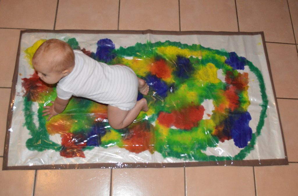 Baby Play Mat Ikea Paint Bag Roll Mat - Family Days Tried And Tested