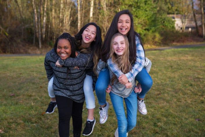 Girls and Puberty - familydoctororg