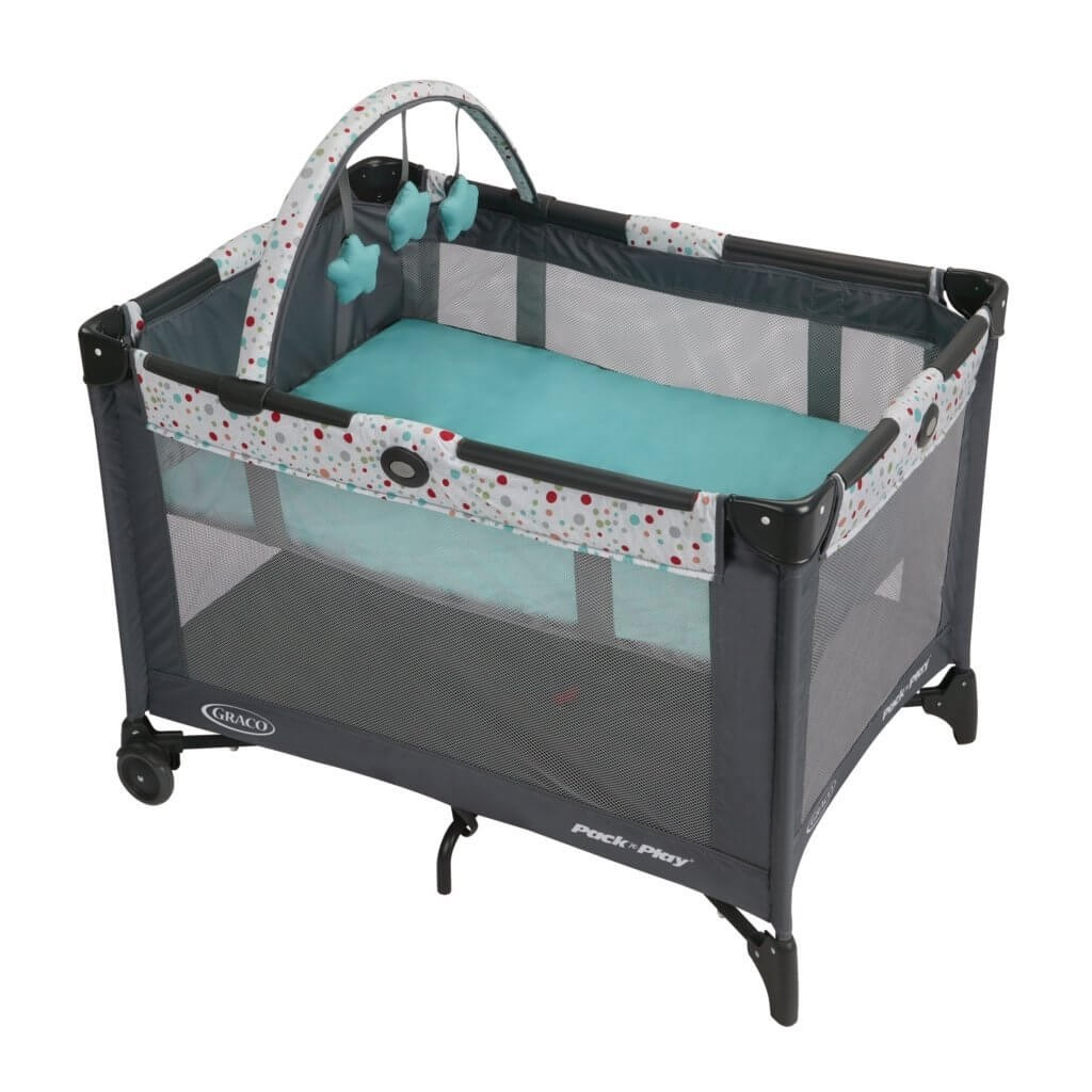 What Can Baby Sleep In Next To Bed Graco Pack N Play Where Should Newborns Sleep Familyeducation