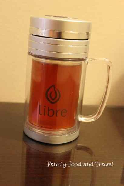 libre tea mug