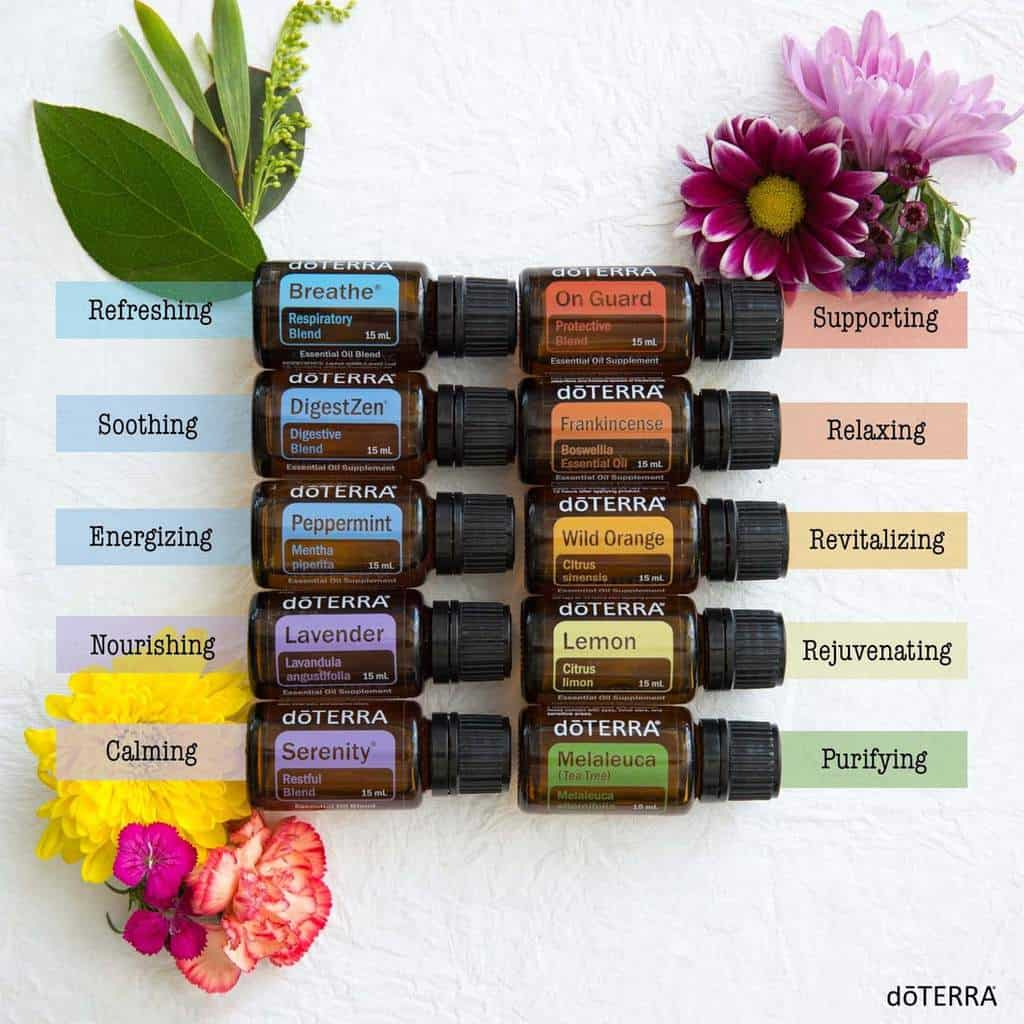 Doterra Olie Can You Make Money Selling Essential Oils Family Food