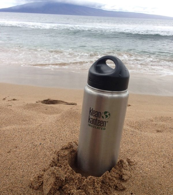 This will make you want a Silver Kanteen as a Wedding Anniversary Gift!