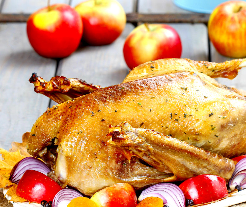 Simple Appled Turkey Paleo Recipe