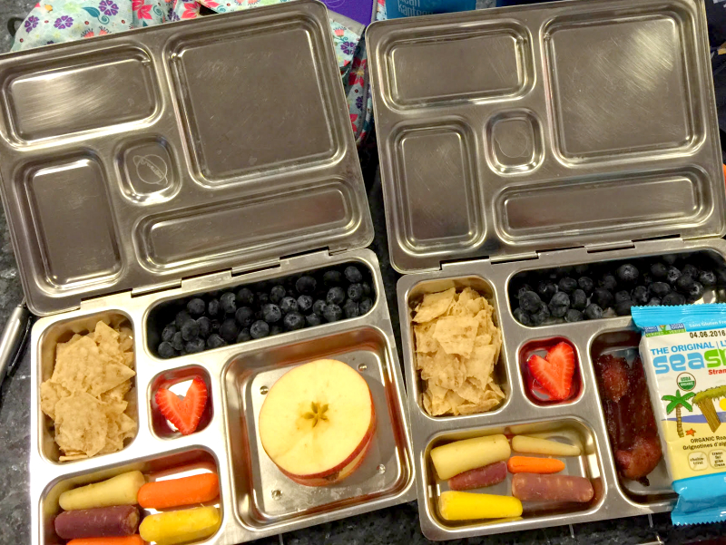 The Best Lunch Box That Makes Packing A Healthy Lunch Easy!