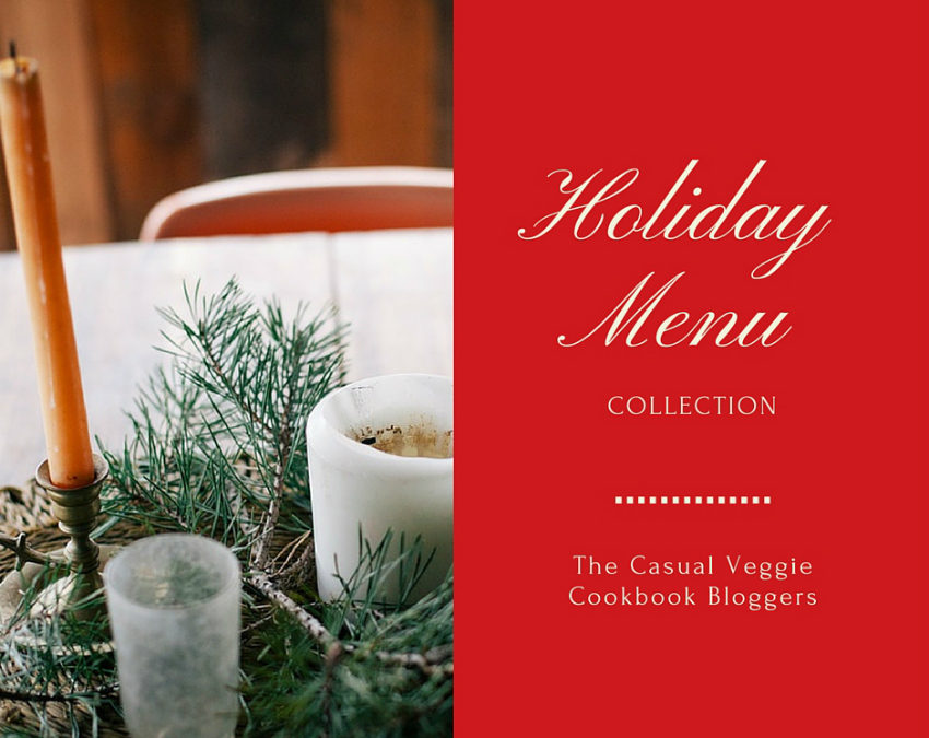 Holiday Brunch Menu / Blogger Party