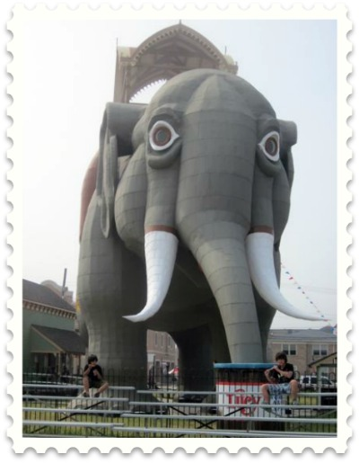 lucy the elephant margate