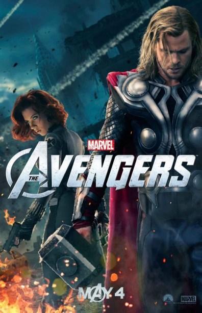 thor the avengers