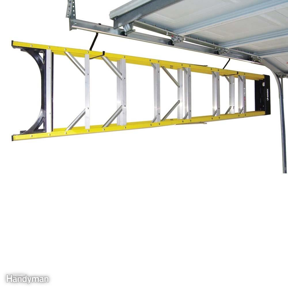 2 Car Garage Bike Storage 14 Products To Maximize Your Garage Ceiling Storage