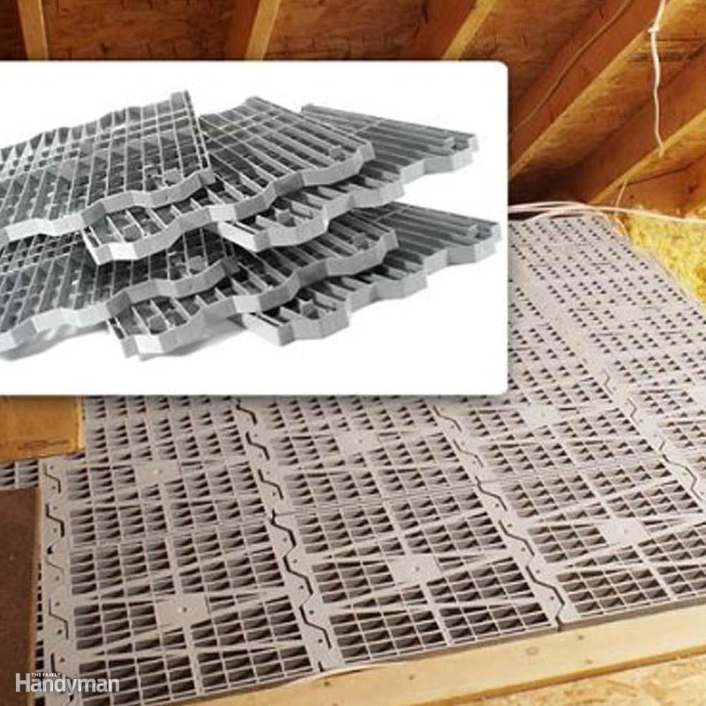 Garage Attic Air Conditioner 51 Brilliant Ways To Organize Your Garage The Family Handyman