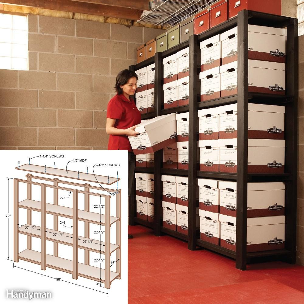 Storage Solutions 12 Simple Storage Solutions For Small Spaces The Family Handyman
