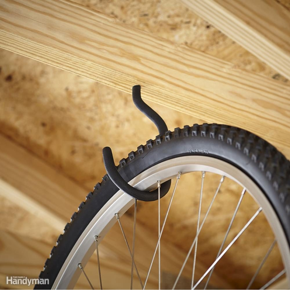 Bike Rack For The Garage 8 Great Garage Bike Storage Products The Family Handyman