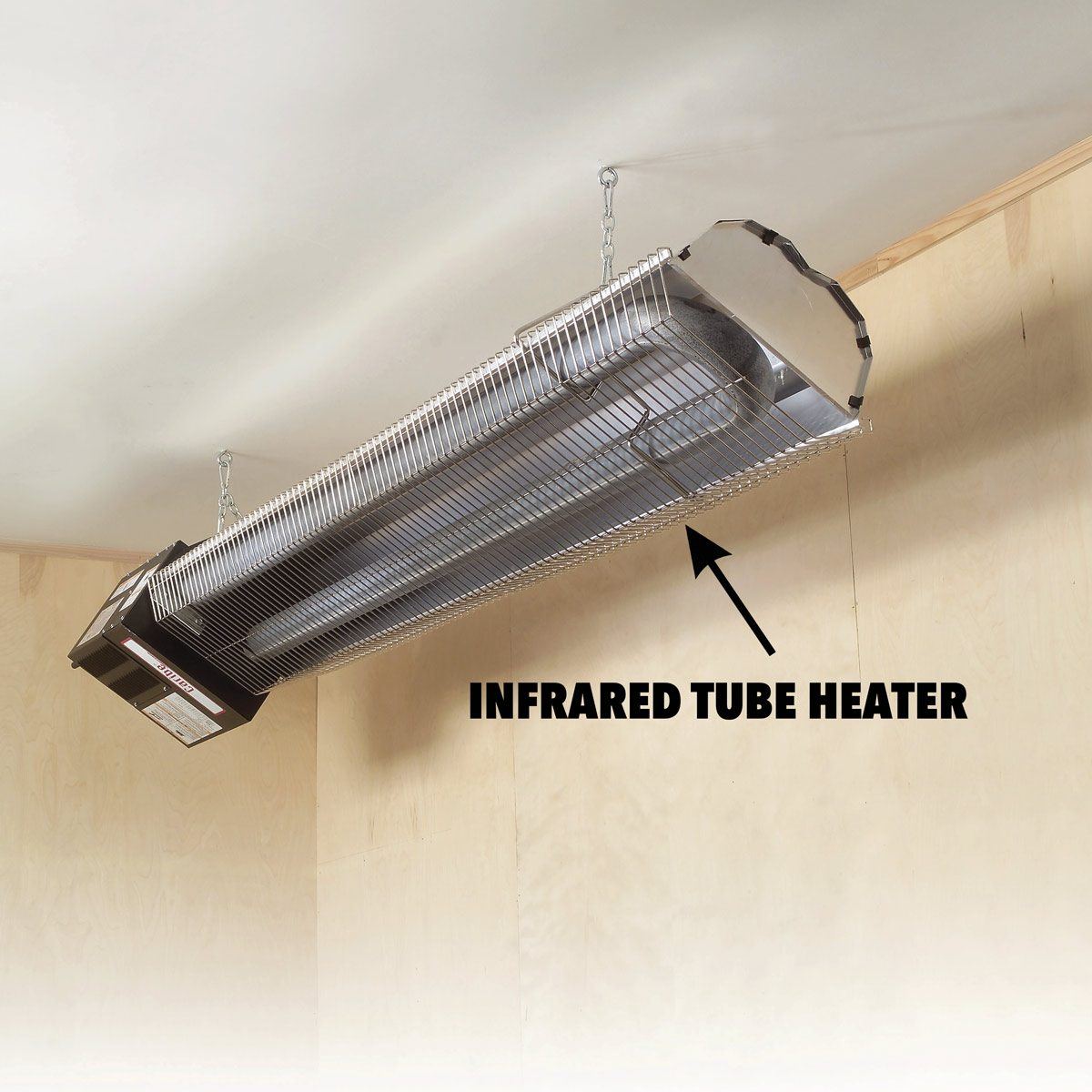 Garage Heater Cost To Run How To Heat A Garage Family Handyman The Family Handyman