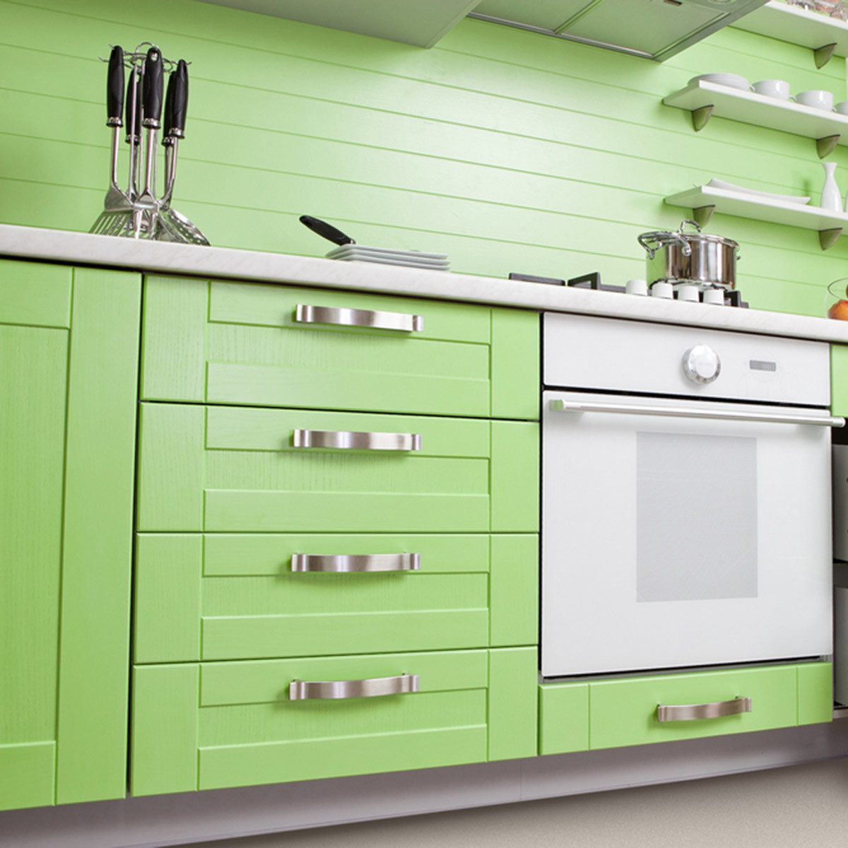 Popular Kitchen Cabinet Colors Trending Kitchen Cabinet Colors The Family Handyman