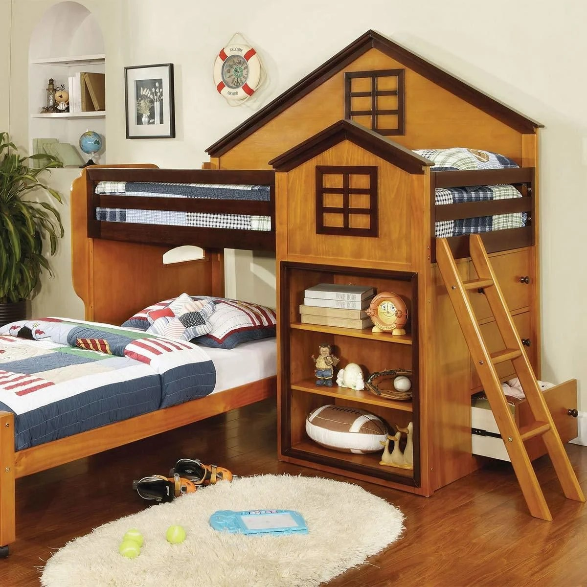 Loft Bunk Beds Australia 14 Of The Coolest Beds You Can Buy Today The Family Handyman