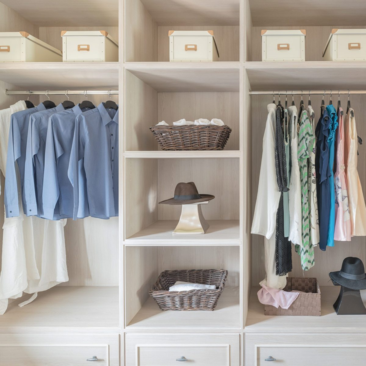 Walkin Closet Cabinets 12 Walk In Closets To Die For The Family Handyman