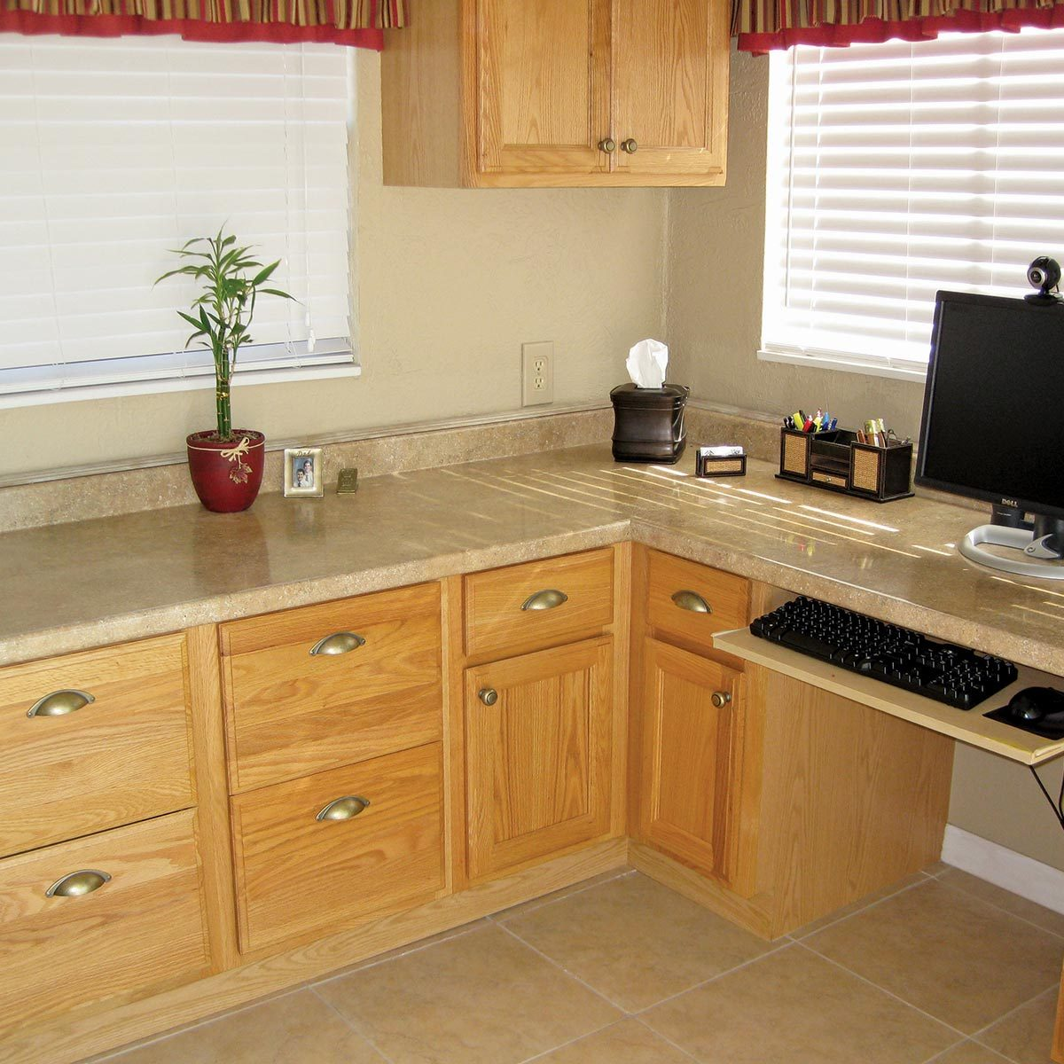 Home Office Cabinets Reader Project Home Office Cabinetry The Family Handyman