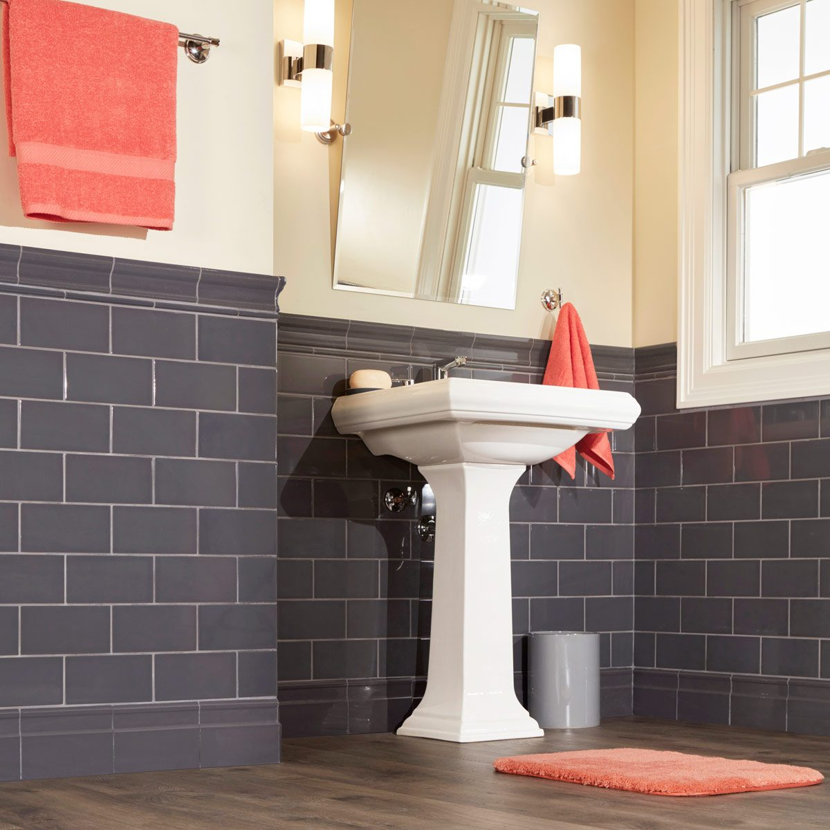 Subway Tiled Bathrooms Master The Art Of Subway Tile The Family Handyman