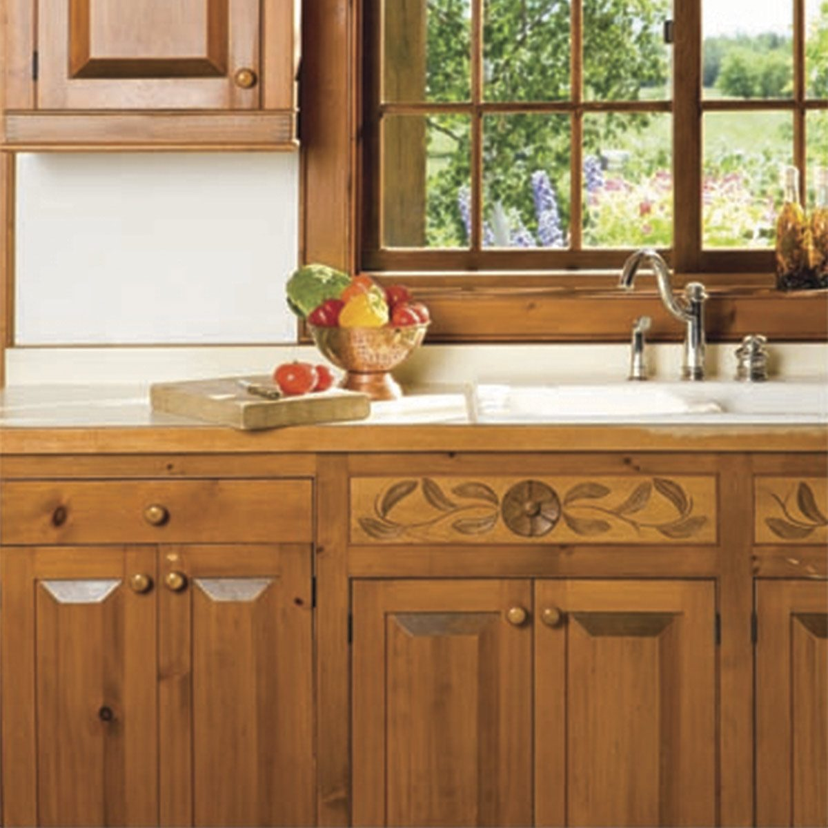 Build Your Own Kitchen Cabinet How To Install Cabinets Like A Pro The Family Handyman