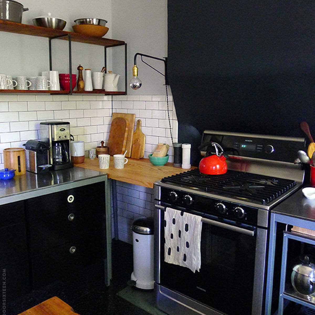 Gap Between Stove And Countertop 10 Tips To Get More Kitchen Counter Space The Family