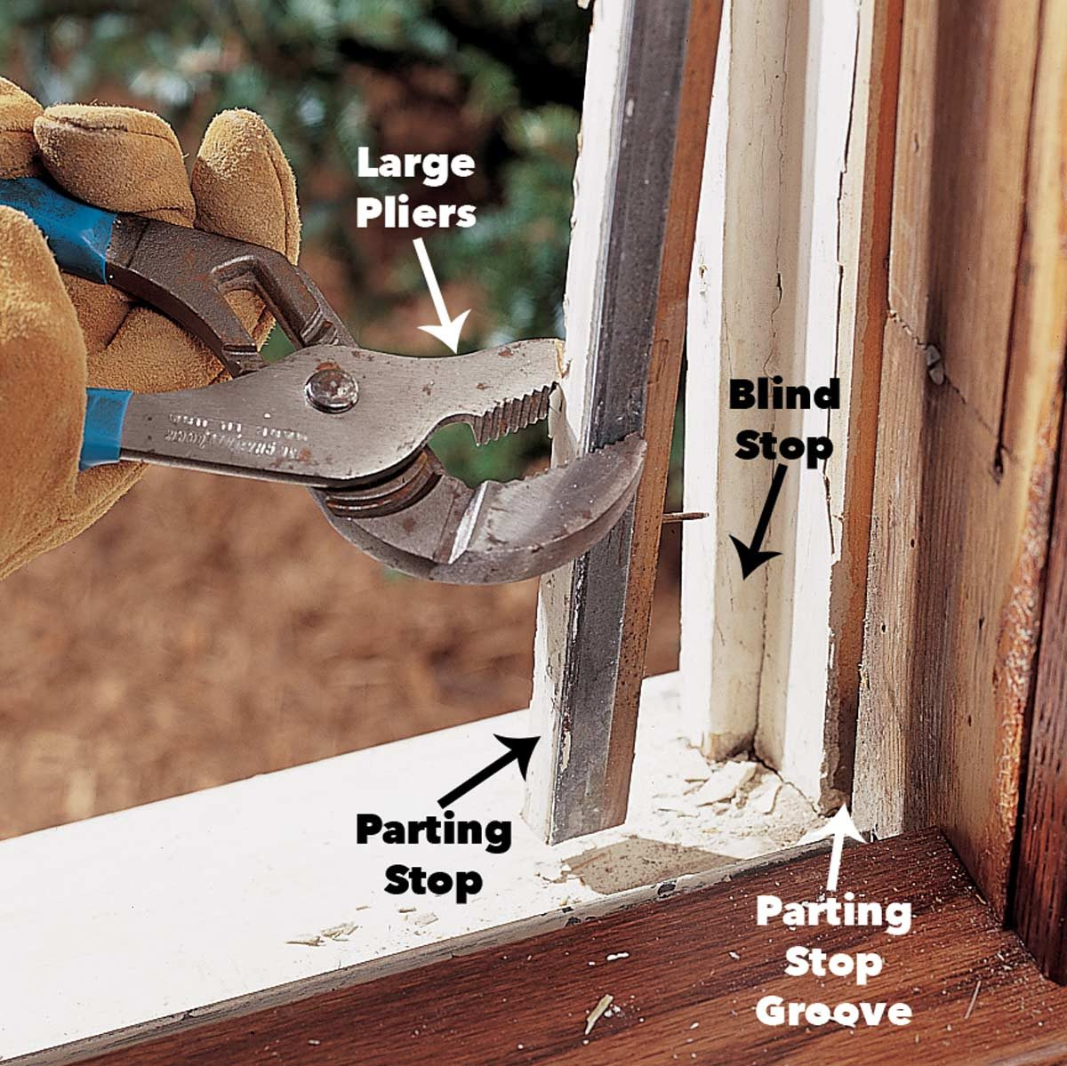 Farley Window How To Install A Window The Family Handyman