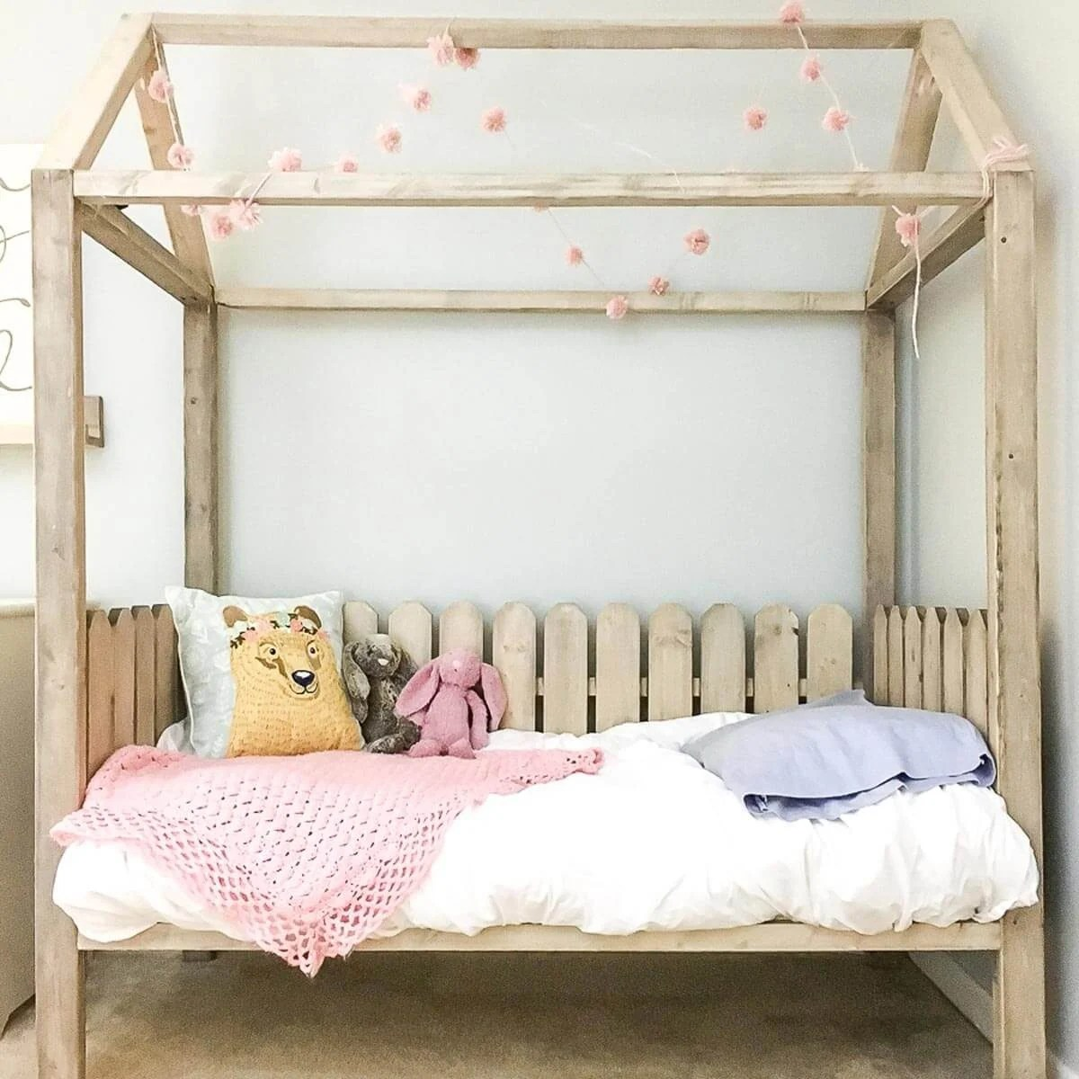 Diy Minimalist Bed Frame 11 Great Diy Bed Frame Plans And Ideas The Family Handyman